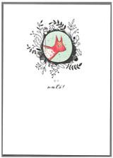 Go Nuts Greeting Card | Cinnammon Aitch