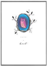 Have a Hoot Birthday Birthday Greeting Card | Cinnammon Aitch