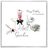Special Grandma Birthday Card - Cinnamon Aitch