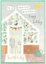 A Special Grandma Greeting Card - Cinnamon Aitch