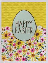 Easter Egg Greeting Card | Paper Salad