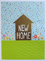 New Home Greeting Card | Paper Salad