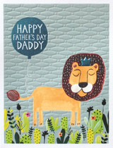 Fathers Day Greeting Card | Paper Salad