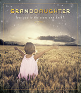 Amazing Granddaughter   Cute Greeting Card   Pigment Productions