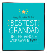 Cool Wonderful Grandad Birthday Card Happy Jackson - Pigment Productions