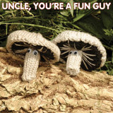 Uncle You're a FunGhi Greeting Card - Mint Publishing