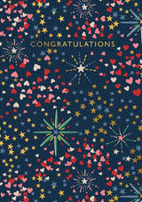 Cath Kidston Congratulations Greeting Card | Ohh Dear