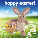 Hoppy Easter Card - Mint Publishing
