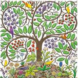 V&A Garden of Eden Greeting Card | Museum & Galleries