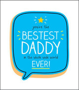 Bestest Day Greeting Card Happy Jackson - Pigment Productions
