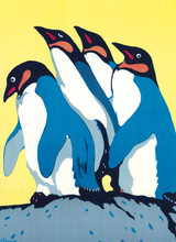 Transport For London Regents Park Zoo  Greeting Card | Museum & Galleries