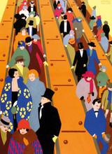 Transport For London Underground | Greeting Card | Museum & Galleries