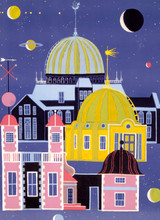 Transport For London Greenwich | Greeting Card | Museum & Galleries