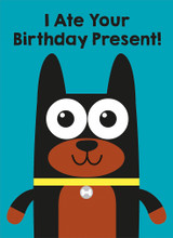 Pugs & Kisses Greeting Card - Mint Publishing