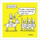 King Harold | History of the World | Icon Art