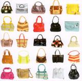 Handbags & Gladrags | Greeting Card | Icon Art