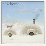 New Home Greeting Card - Icon Art Company