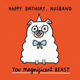 Gemma Correll | Greeting Card | Husband