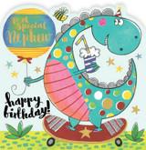 A Special Nephew Greeting Card   Rachel Ellen Designs