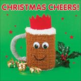 Christmas Cheers Christmas Card - Mint Publishing
