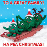 To a Great Family | Christmas Card - Mint Publishing