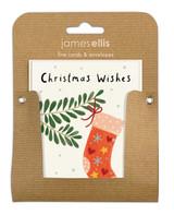 Cute  Mini Christmas Card Packs - James Ellis