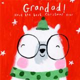 Grandad Christmas Card - Sooshichacha