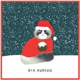 Bah Humbug   Christmas Card   Margo  Cinnamon Aitch