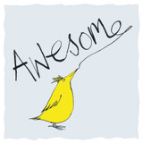 Awesome Graduation Greeting Card - The Paper Bird Company
