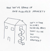 New Home Card Humour - Redback Cards