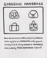 Gorgeous Handbags edward monkton greeting cards