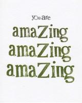 Amazing Amazing Amazing