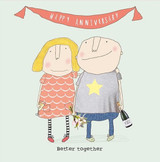 Better Together Birthday Card - Rosie Made a Thing
