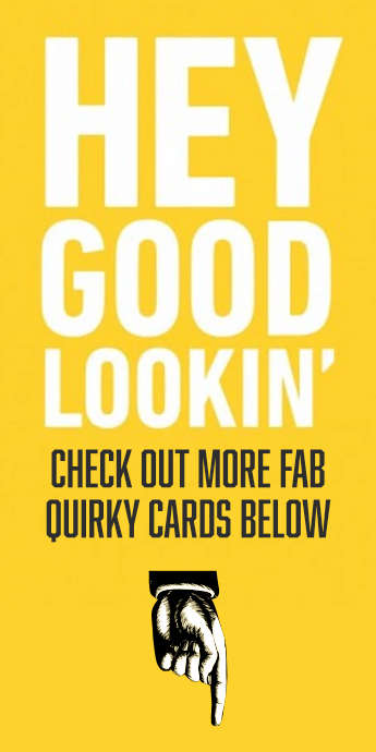 Cool Quirk Greeting Card Store