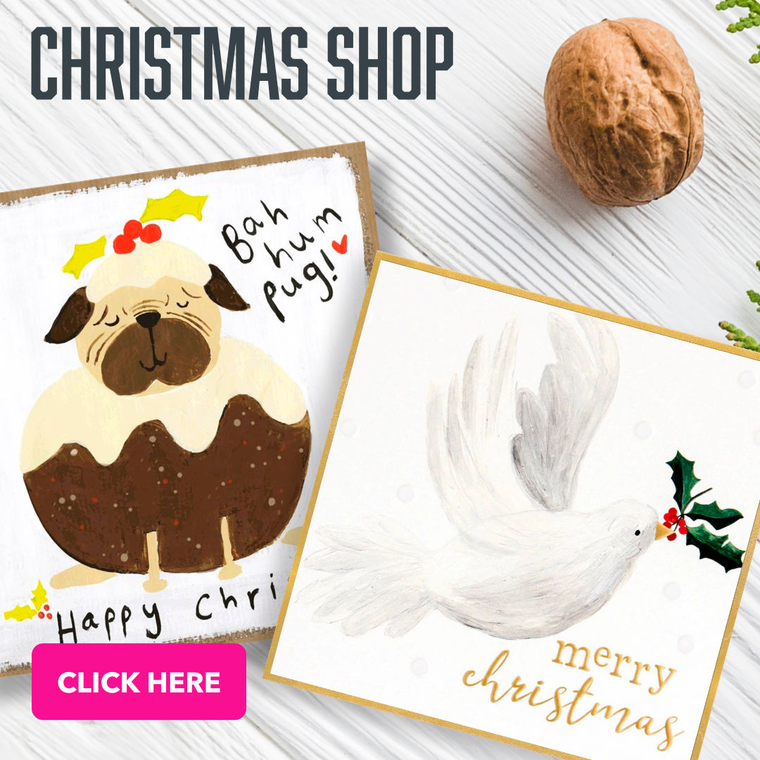 Cool and Quirky Christmas cards for all the family