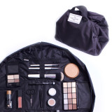Flat Lay Co Make-up Cosmetic Bag Case - Black