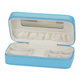 Mele Pastel Jewellery Box with Mirror and Compartments