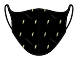 Italian-designed Re-usable Face Mask/Covering with Anti-droplet treatment