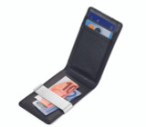 Troika Credit Card Case with Money Clip