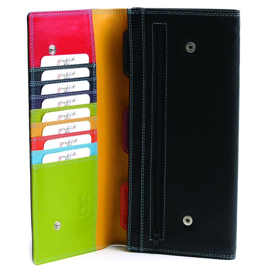 Golunski Leather Family Organiser Travel Wallet