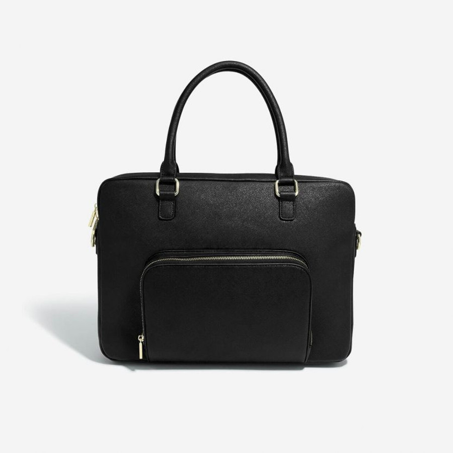 Stackers Multi-wear Faux Leather Laptop Bag