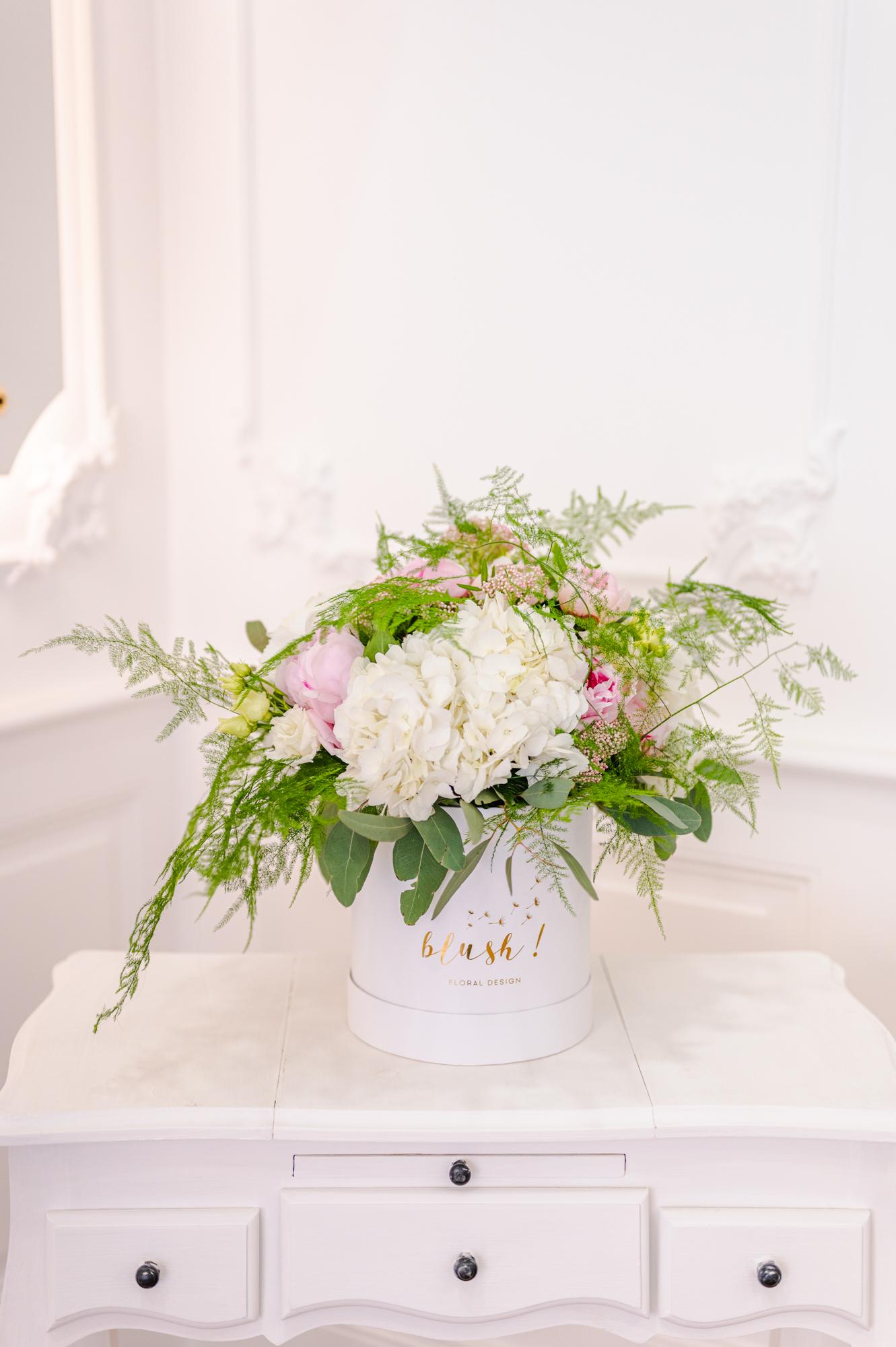 Fleurs Boutique Blush