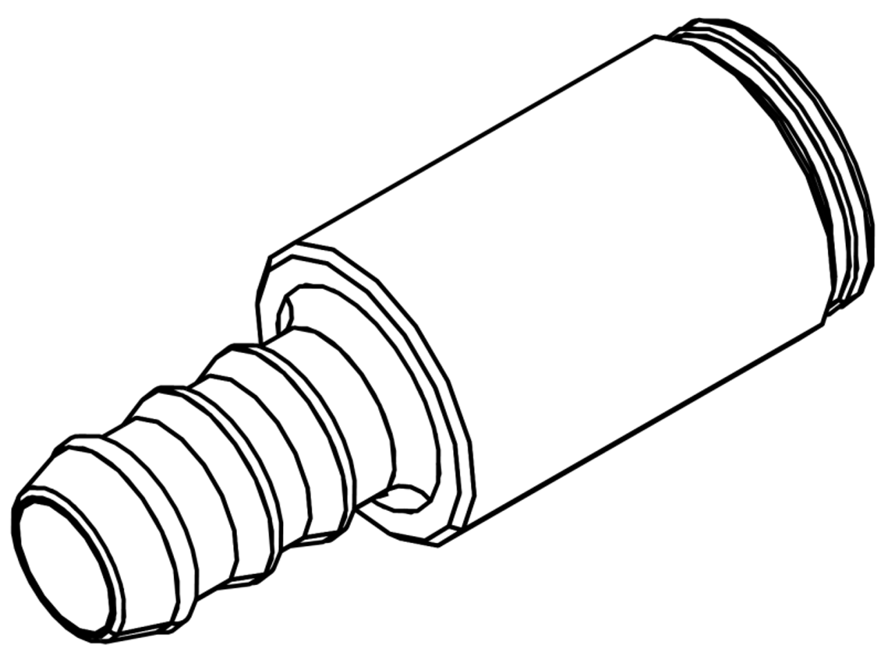 Webasto Water 10mm Pipe Push Fit Connectors Pieces 9022380a