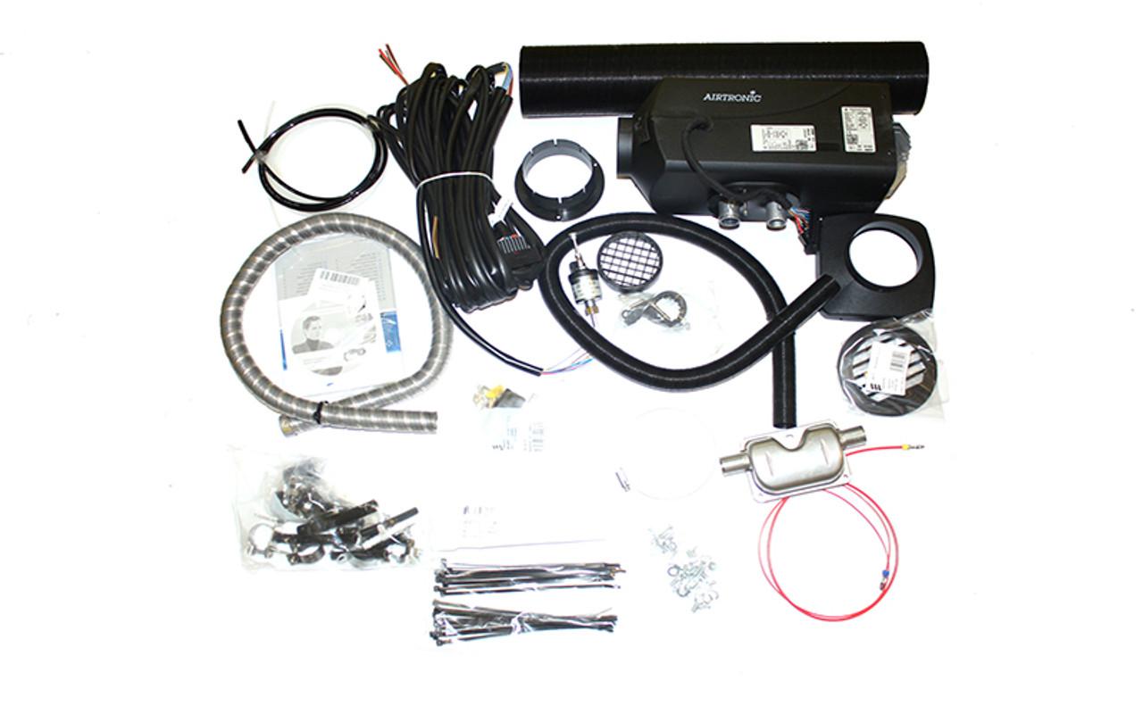 Espar Airtronic D4 12v Heater Kit Heatso