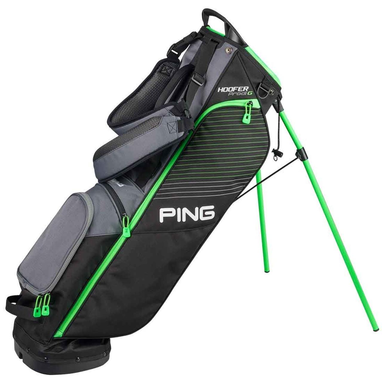 Golf Bags For Sale >> Ping Junior Hoofer Prodi G Stand Bag