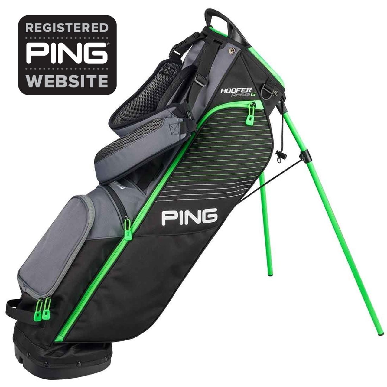 Ping Junior Hoofer Prodi G Stand Bag  5b8655ef3685b