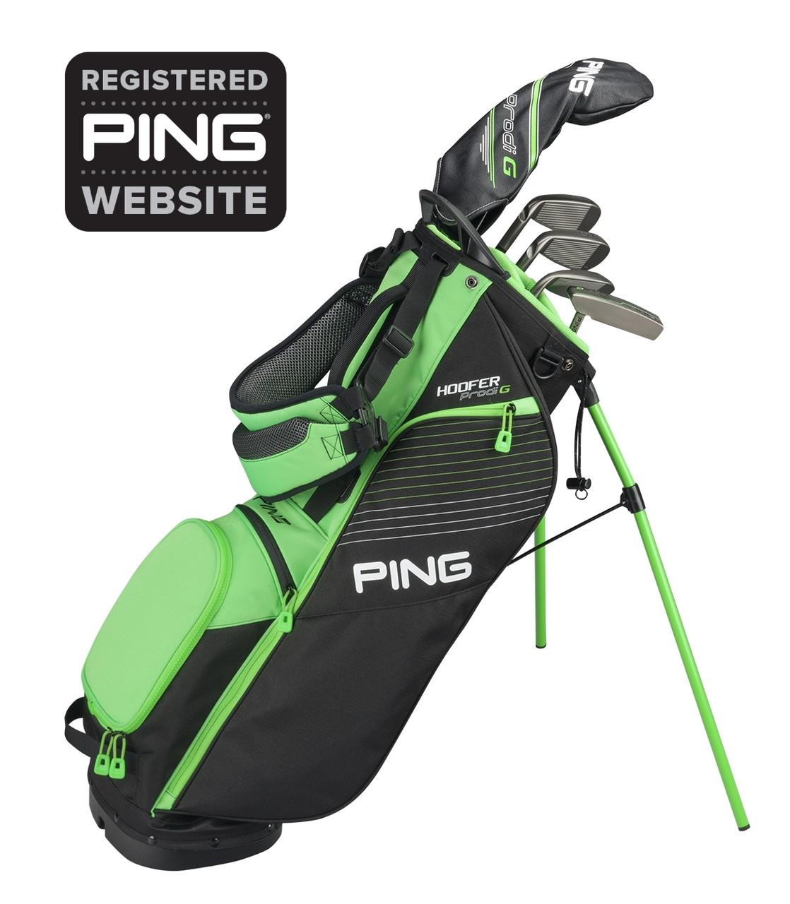 Ping Junior Prodi G Package P Set (5 Clubs   Bag) Multiple Lengths eed188b8e07db