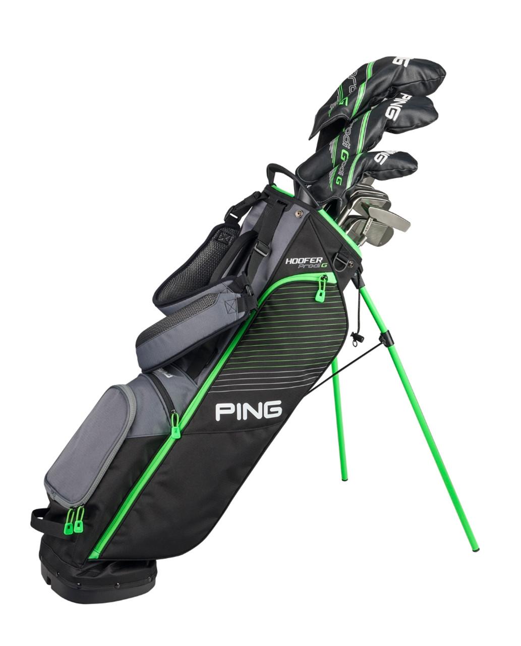 Ping Junior Prodi G Package N Set (7 Clubs   Bag) Multiple Lengths f076d3c9fbed2