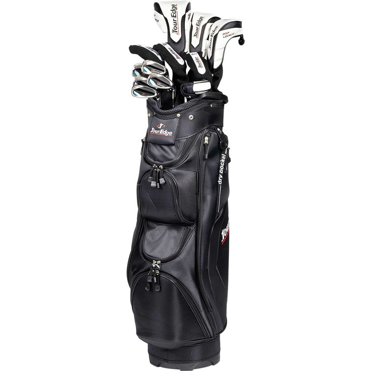 18758809 Tour Edge Hot Launch Progressive Complete Set | Tour Edge Golf