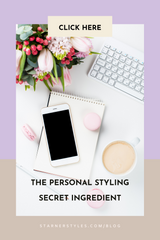 The Personal Styling Secret Ingredient